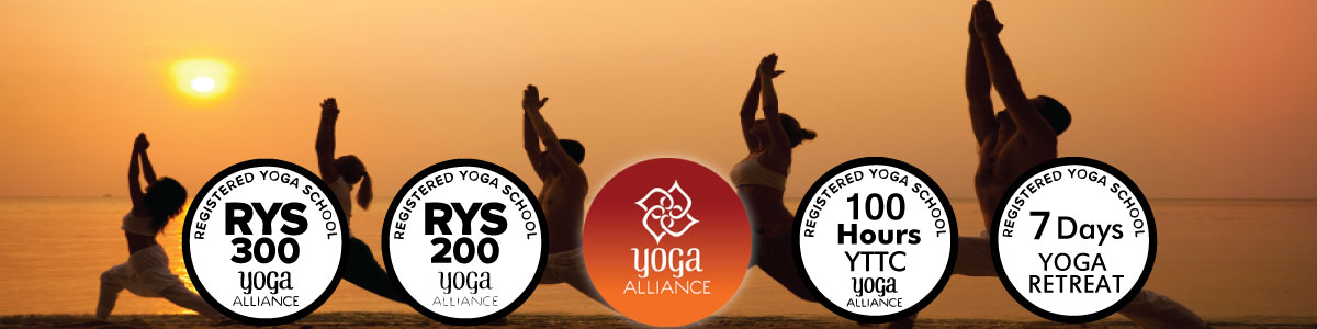 Yoga certification courses in India